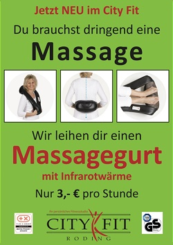 Massagegurt